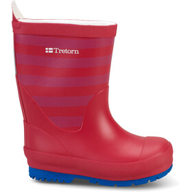 Tretorn Gränna Rubber Boots Barn red/blue